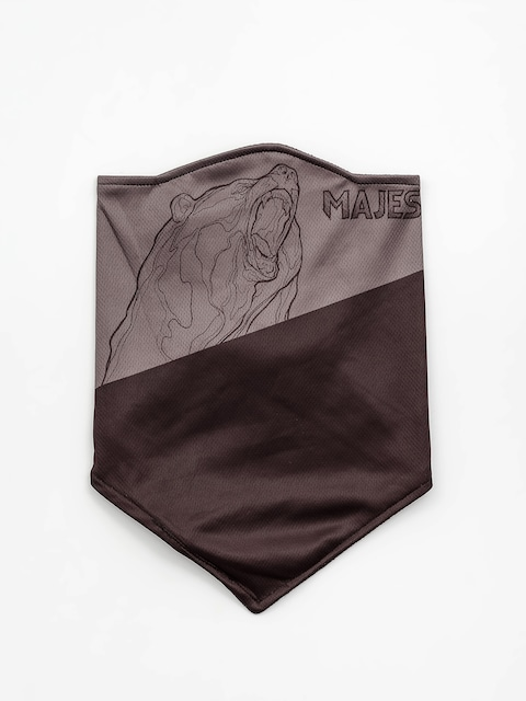 Majesty Bear Bandana (black/graphite)