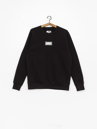 Koka Clarity Boxlogo Sweatshirt (black)
