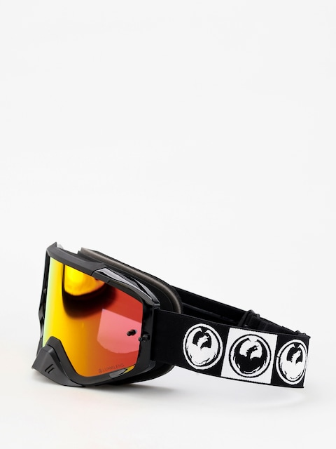 Dragon MXV MAX Goggles (podium/lumalens red ion clear)