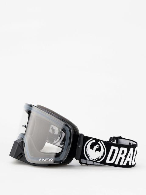 Dragon NFXs Cross goggles (coal/clear)