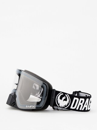 Dragon NFXs Cross goggles (coal/clear)