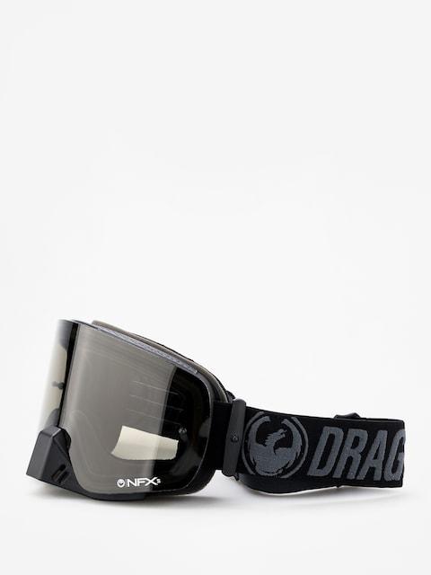 Dragon NFXs Cross goggles (black/smoke)