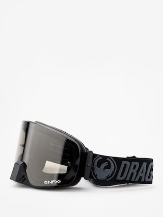Dragon NFXs Cross goggles (black/smoke)