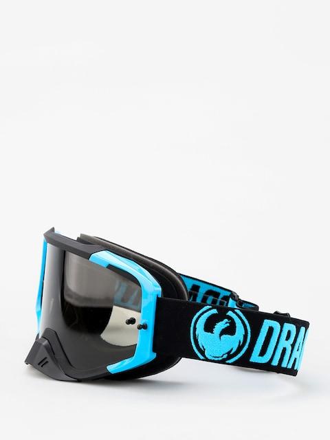 Dragon MXV MAX Goggles (blue/smoke)