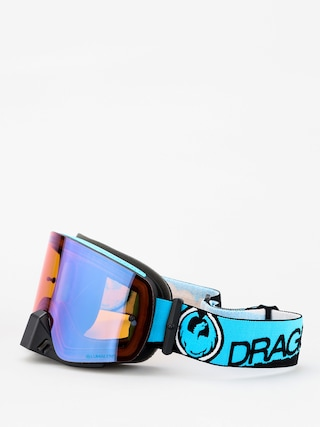 Dragon NFXs Cross goggles (optimus blue/lumalens blue ion clear)