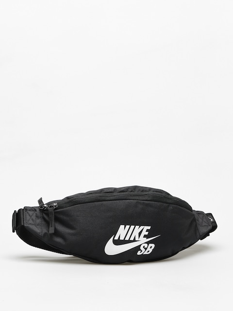 Nike SB Heritage Bum bag (black/black/white)