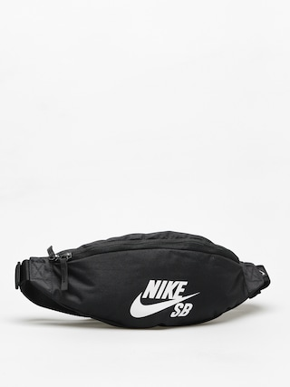 Nike SB Heritage Bum bag (black/black/white)