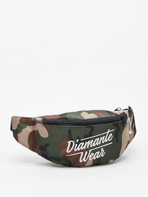 Diamante Wear Big Logo Bum bag (camo)