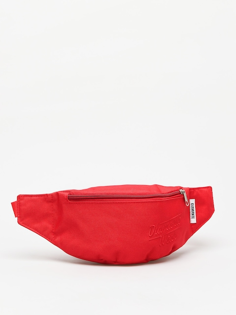 Diamante Wear Logo Bum bag (cherry)