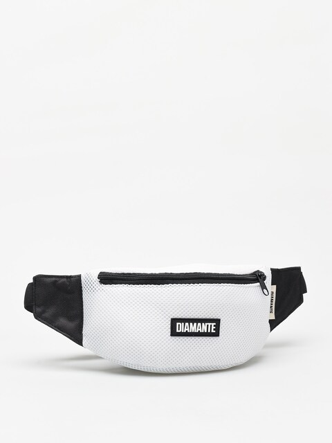 Diamante Wear Mesh Run Edition Bum bag (white)
