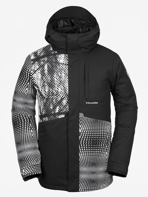 Volcom 17 Forty Ins Snowboard jacket (bwh)
