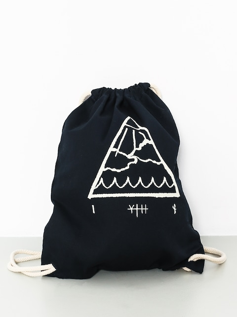 Youth Skateboards Triangle Premium Backpack (navy)