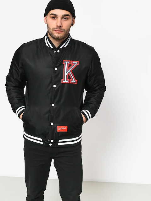 Koka Baseball Vhs Jacket (black)