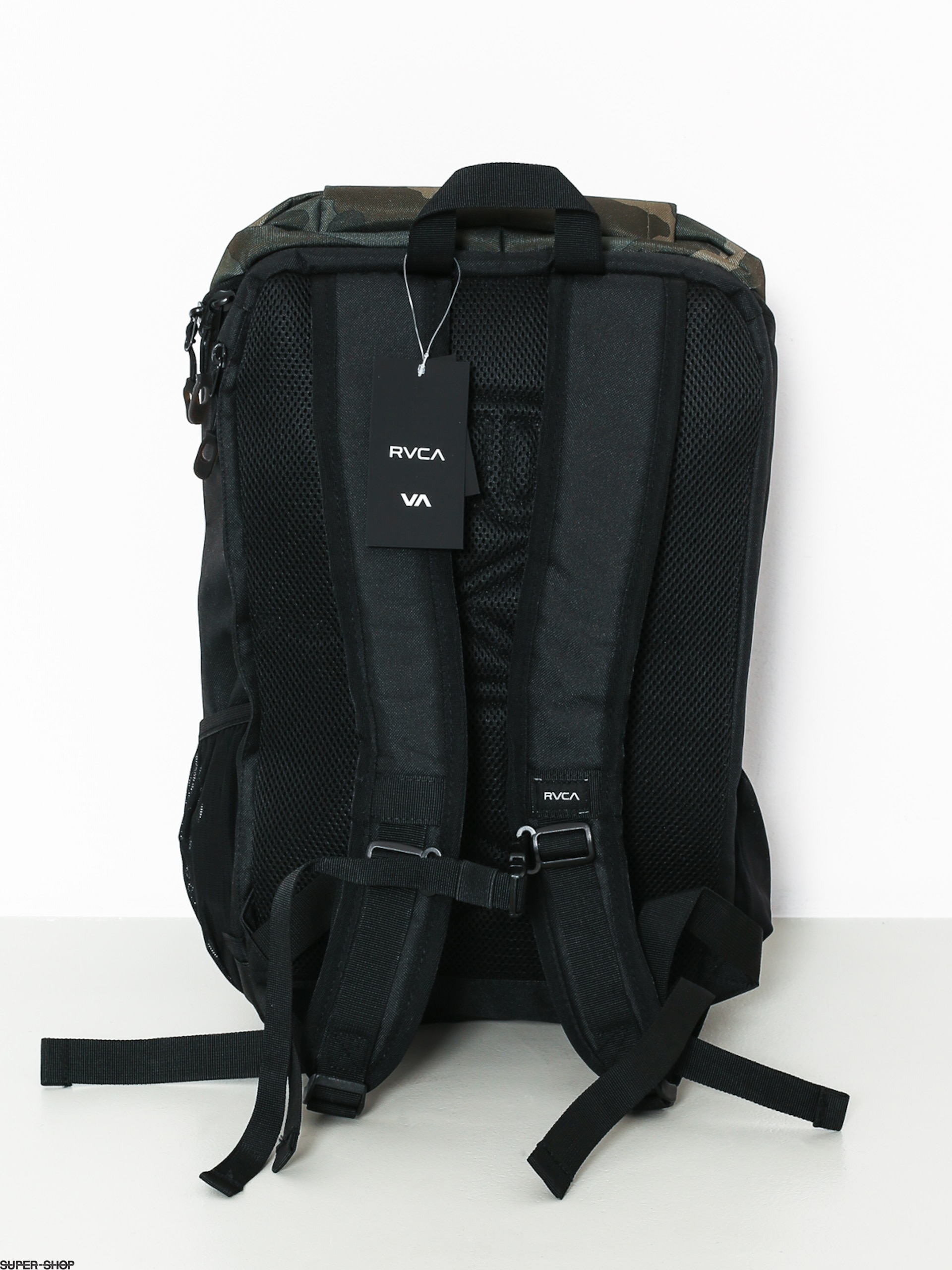 RVCA Voyage Skate Backpack (camo) ece4030aa21a0