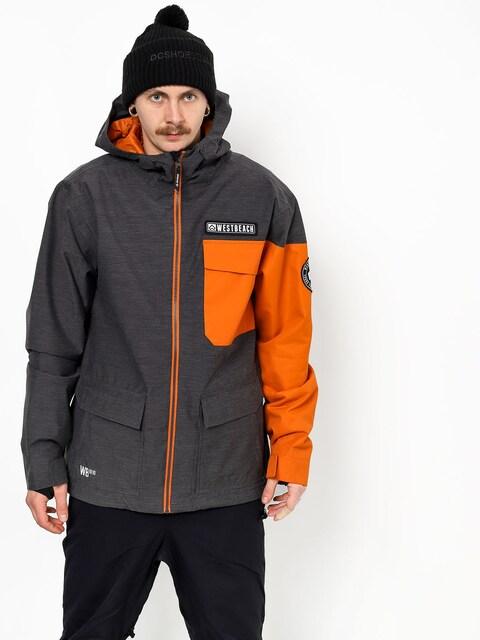 Westbeach Bantam Snowboard jacket (charcal marl)