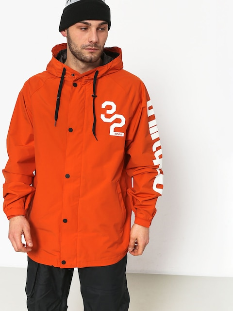 ThirtyTwo Grasser Snowboard jacket (orange)