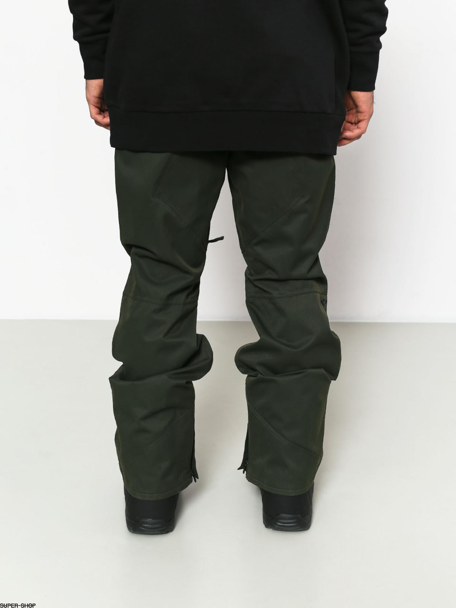 Thirtytwo Mens Mantra Snowboard Pants Thirtytwo Snow Apparel