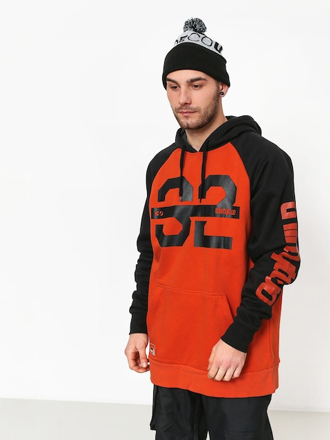 ThirtyTwo Marquee HD Hoodie (orange)