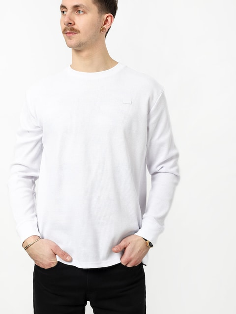 Diamond Supply Co. Thermal Longsleeve (white)