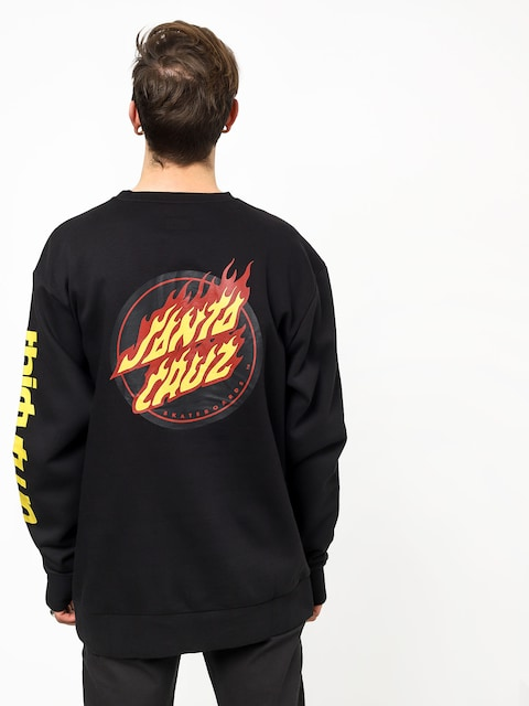 ThirtyTwo Vault Crew Sweatshirt (black)