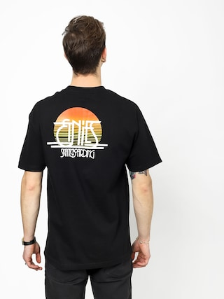 Etnies Sunset Pocket T-shirt (black)