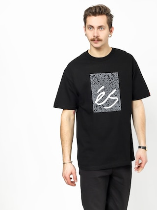 Es Main Block T-shirt (black)