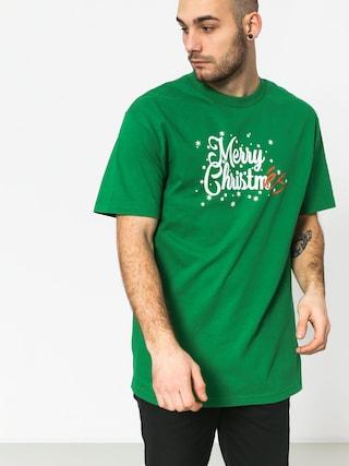 Es Holiday T-shirt (kelly green)