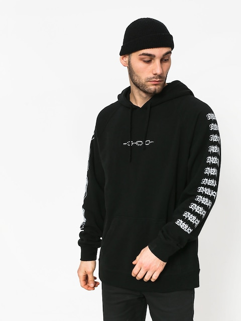 Emerica French HD Hoodie (black)