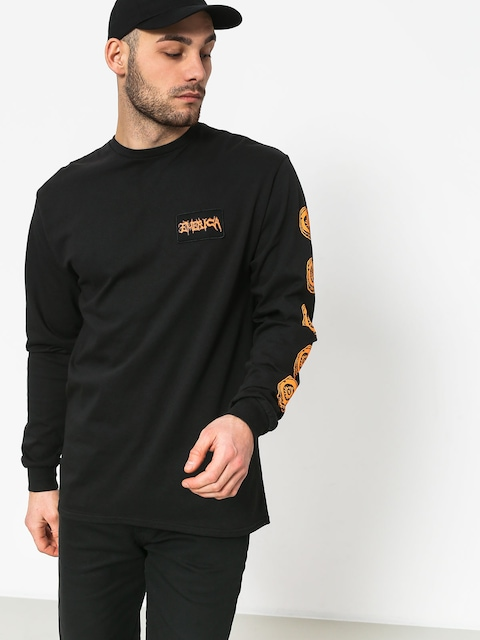 Emerica Skulleye Ls Longsleeve (black)