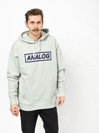 Analog Crux HD Hoodie (aqua gray)