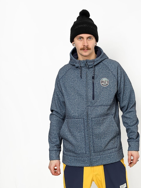 Burton Crown Bndd ZHD Active sweatshirt (mood indigo twill)