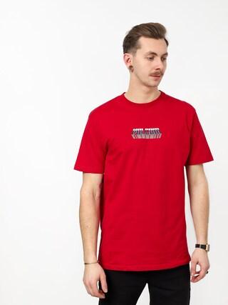 Volcom Black Hole Hw T-shirt (enr)
