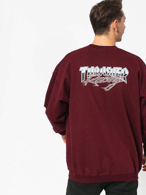 Thrasher Racing Crew Sweatshirt