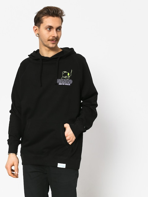 Diamond Supply Co. Family Guy Collective Hoodie (black)
