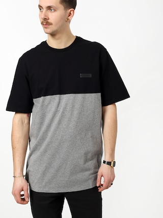 Supra Block T-shirt (black/htr)