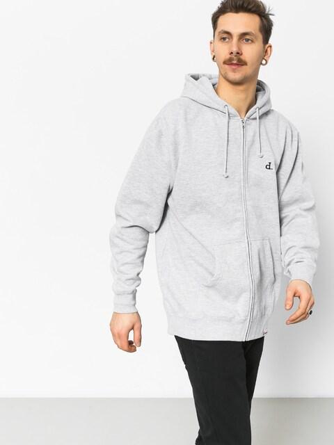 Diamond Supply Co. Mini Un Polo Hoodie (heather grey)