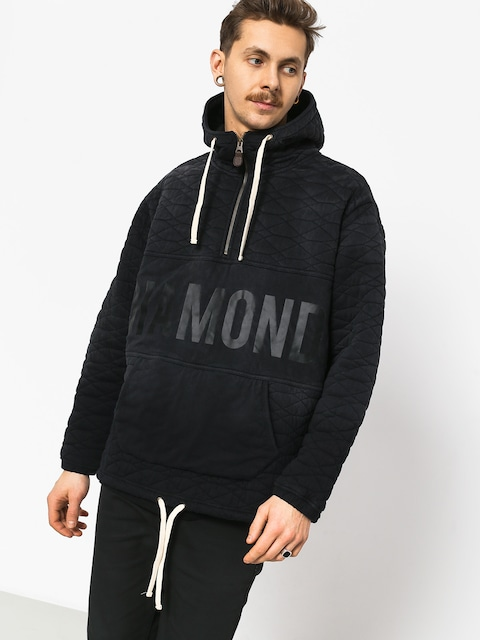 Diamond Supply Co. Quilted HD Hoodie