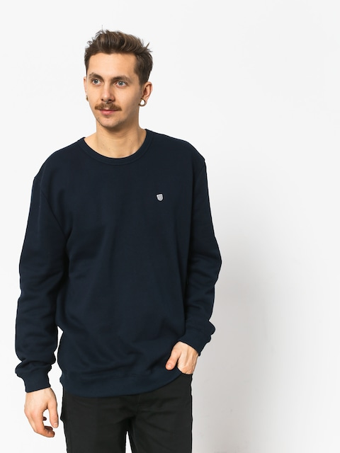 Brixton B Shield Crew Sweatshirt
