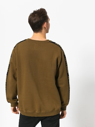 Supra Streeter Sweatshirt (olive/blk)