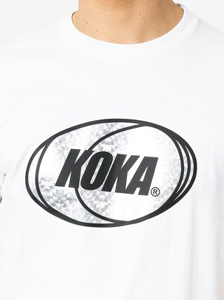 Koka Rnbw T-shirt (white)