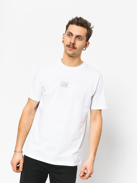 Koka Clarity Boxlogo T-shirt (white)