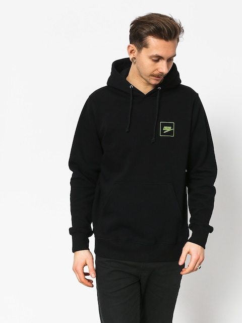 Koka Fake Ball HD Hoodie (black)