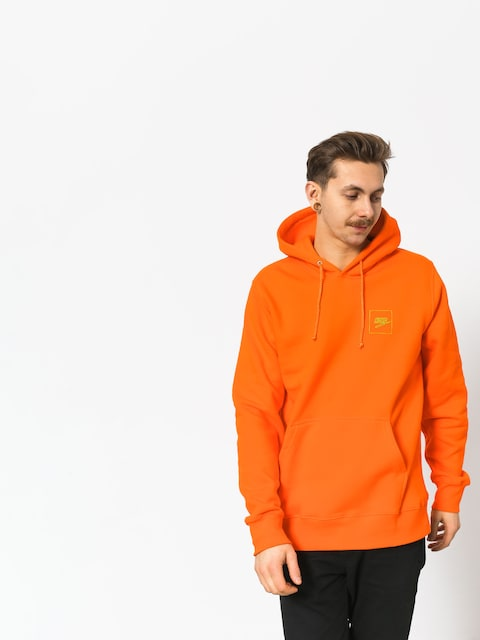 Koka Fake Ball HD Hoodie (orange)