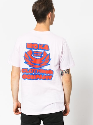 Koka Blurry T-shirt (pink)