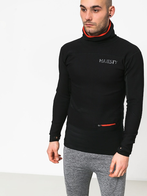 Majesty Heatshield Mid Layer Active longsleeve (black)