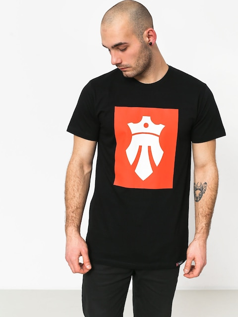 Majesty Team T-shirt (black)