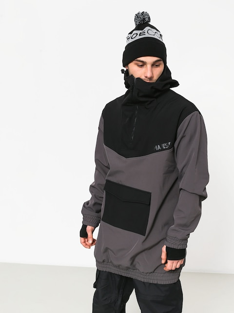 Majesty Anorak Snowboard jacket (black/graphite)
