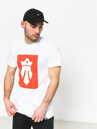 Majesty Team T-shirt (white)