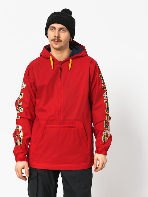 Analog Chainlink Ank Snowboard jacket (process red)