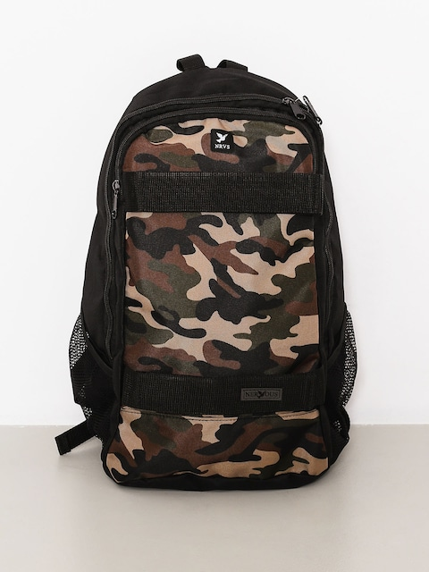 Nervous Icon Backpack (camo)